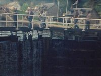 Step Lock at the Caledonian Canal in Fort Augustus, Loch Ness, Scotland (00:30)