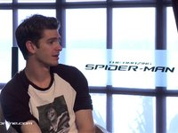 Andrew Garfield Interview Teaser for The Amazing ...