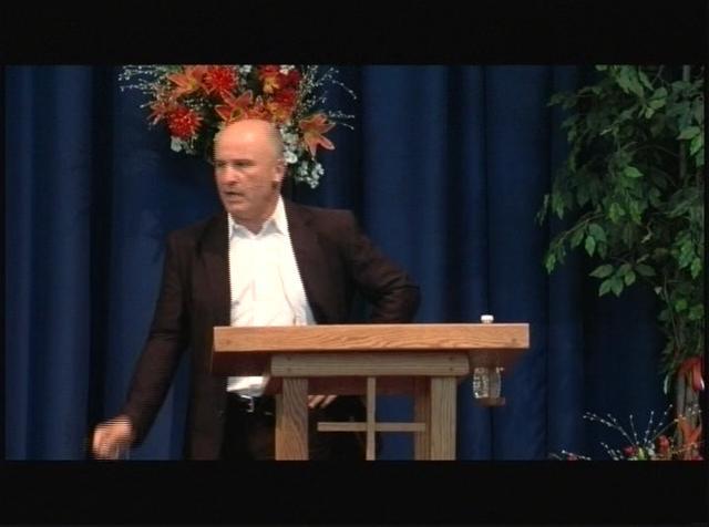 Vivre au présent avec Dieu (pasteur Dominic Serre)