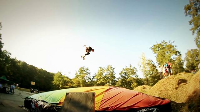 Lord Of The Board CherryHill Edition Rybnik 2011 Mountainboard Contest