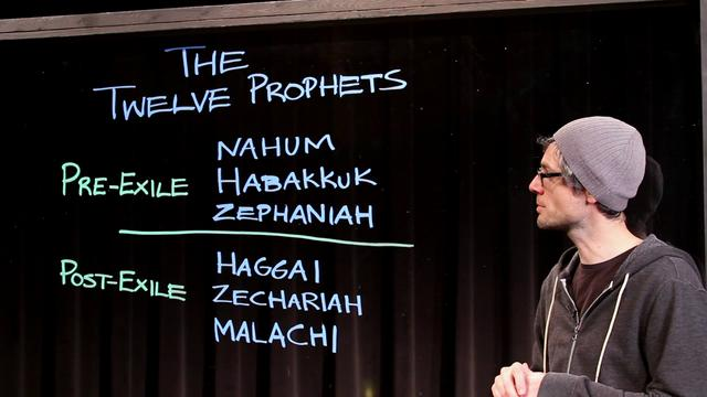 Bible in Five: The Minor Prophets Part 2 | Blackhawk Church