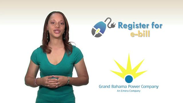 e-bill/e-Pay - How to Register