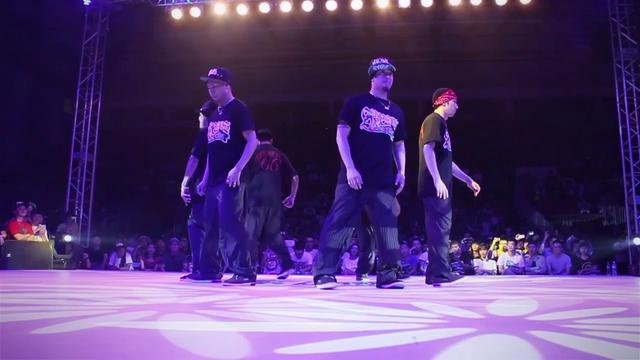 KOD | Keep On Dancing 8 | Dance Battles | Beijing China Finals
