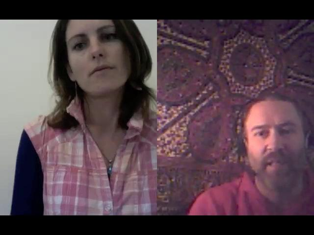 An interview with Kirtan Artist & Teacher Chakradhyan