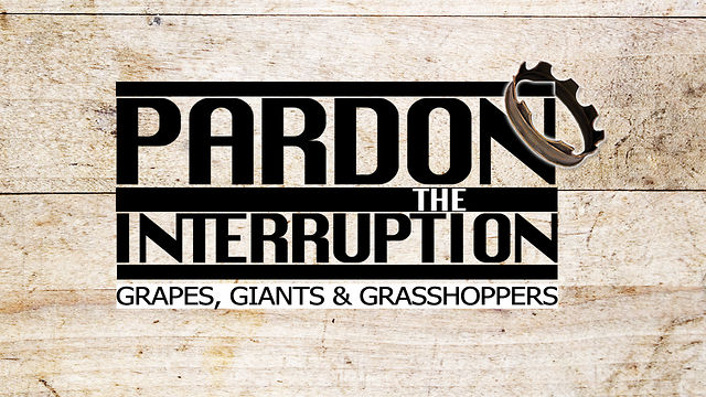"Oct 2nd 2011, ""Pardon the Interruption...Moses"""
