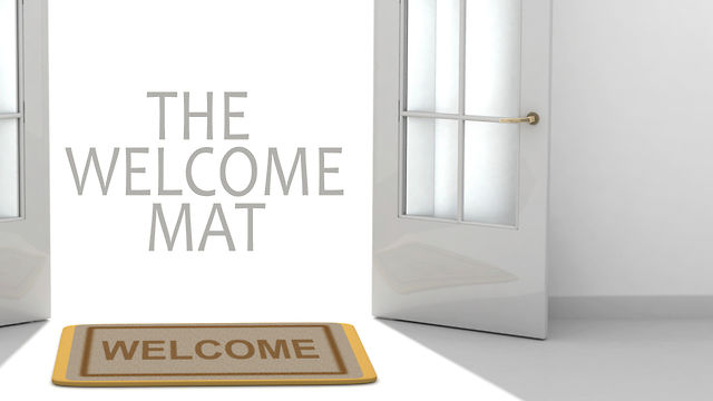 "August 7, 2011 ""The Welcome Mat"""