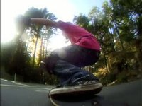 longboarding around victoria
