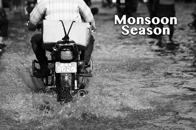 Frame: Monsoon Season