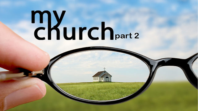 "April 10th, 2011, ""My Church"" Part 2"