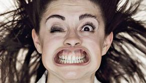 Co dělá obličej ve vichru:D