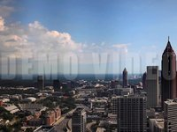 Downtown Atlanta Timelapse