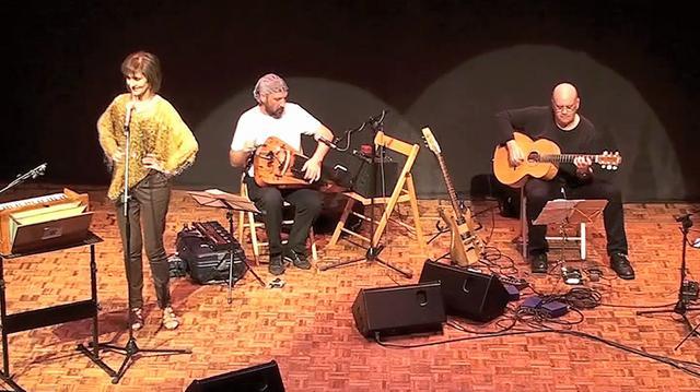 DOA, musica de Galicia, LIVE, Estes meus ollos