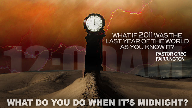 "January 2, 2011: ""What Do You Do When It's Midnight?"""