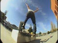 Kitsch Skateboards Presents -BRIC-A-BRAC-A Skateboard Film-Standard Def