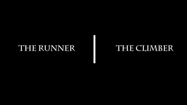 The Runner &amp; The Climber