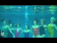 "Behind the scenes video of ""Eau Joy"" photoshoot staring the Aqualillies for LA Time Magazine"