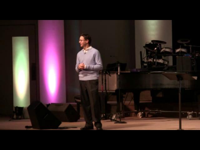 Plastic Donut Sermon | Jeff Anderson