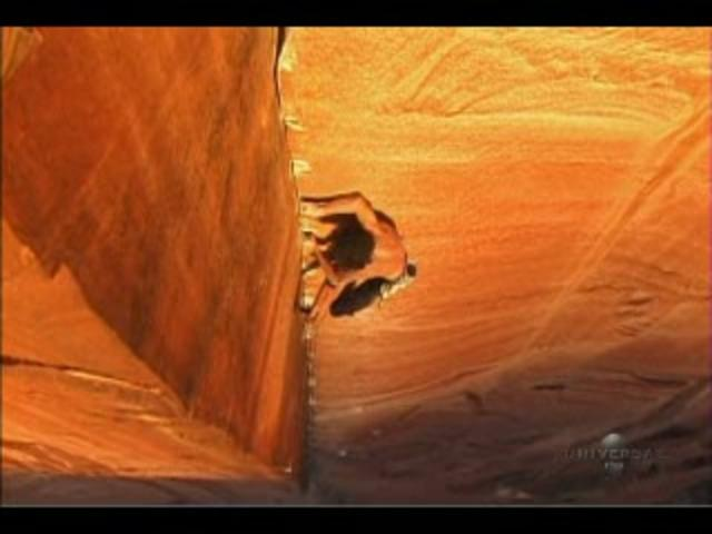 Dean Potter Free Solo Climbing and Base Jumping