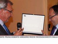 La BCC Monte Pruno premia Roberto Gregorio