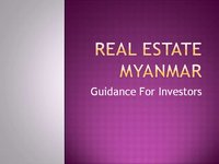 Legal Services in Yangon - Real Estate Market