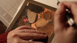 Valentine the Porcupine Book Promotion
