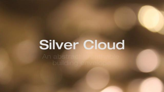 Silver Cloud, An abstract building envelope