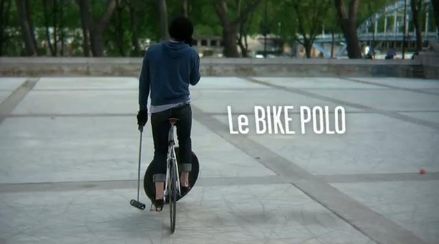 Le vélo de papi fait de la résistance TEASER#1
