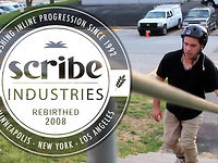 Back on the grind with Ryan Sibbio in this new Scribe Industries Support File. Spring 2012.  ROLLSCRIBE.COM    Thanks,  REMZ.COM  FIRSTANDLEXINGTON.COM    Song: Mac Miller - Best Day Ever  Shot&amp;Edit: Mike Gagliardi  Additional Cam/iPhone: Bill Franzolino, Jorge Kozanas, Travis Rhodes