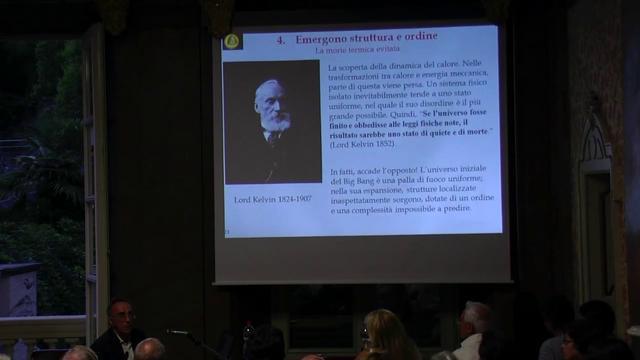 Bruno Bertotti - La storia dell'universo (5/6)