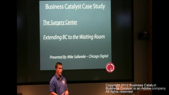 BC Case Study - The Surgery Center - Mike Sallander