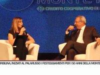 50 anni BCC Monte Pruno, l'emozione di Michele Albanese e Filippo Mordente