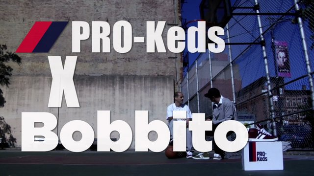Pro-Keds x Bobbito Royal Flash Video