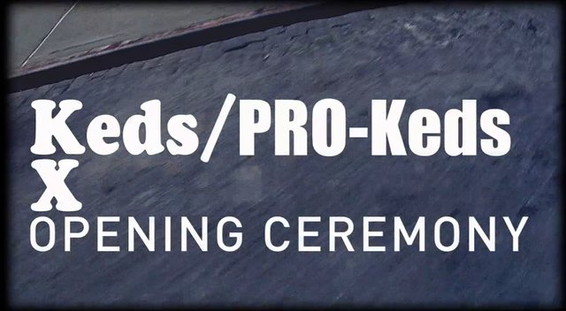 Keds/ProKeds Sneakers for Opening Ceremony