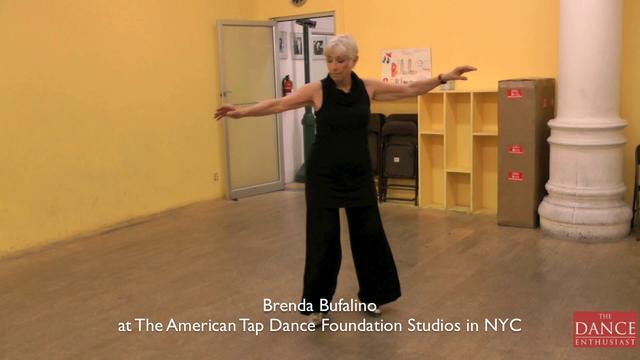 "Brenda Bufalino Taps For Charles ""Honi"" Coles"