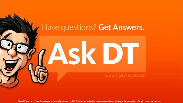 Ask DT: How to export Mudbox vector displacements to Maya