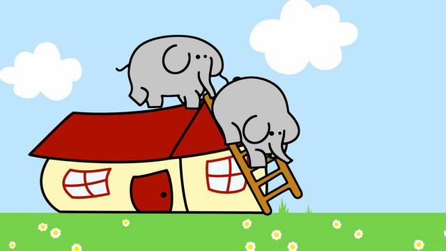 Gerard Roofs, Elephants