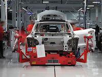 Watch Tesla Assemble The New Model S