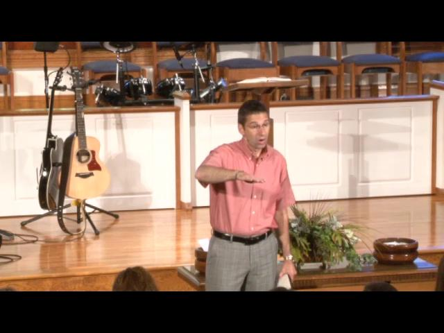 Peace of Mind - June 21, 2012 Sermon