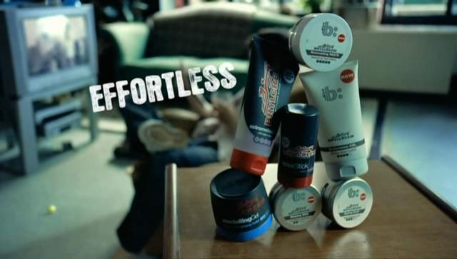 Brylcreem - Effortless