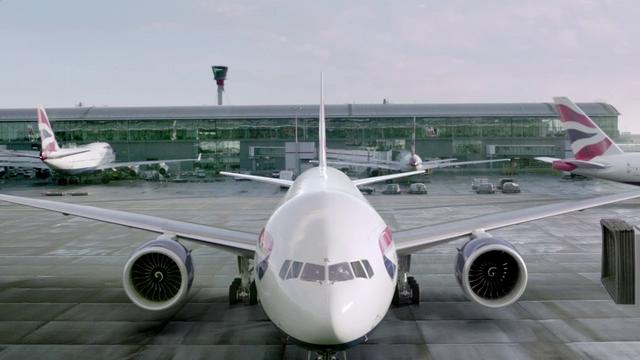 British Airways &#039;Taxi&#039; Directed by Michael Geoghegan