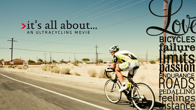 >it's all about... ein ULTRACYCLING Film - Trailer
