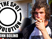Revolution &quot;On The Spot&quot; with John Bolino    John Bolino is unreal, it makes you sick watching him skate.  He's at the forefront of progression, showing us all what is possible on a set of blades.  But, does he care to be in the limelight?  No.  That's what makes John stand out, he's humble, and he is loyal to the simple things in life.  Having fun with his friends, and blading because he loves it.    Filmed/Edited by:  Jon Jenkins    www.revolutionskate.com