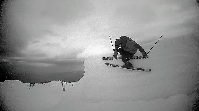 Swiss Freeski - Jibbin la France