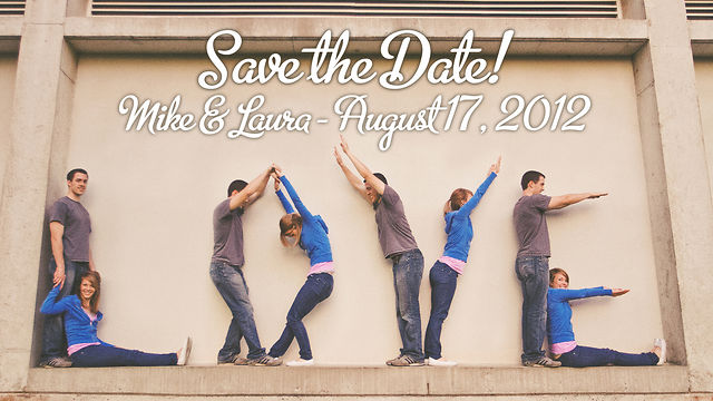 Save the Date! Mike & Laura