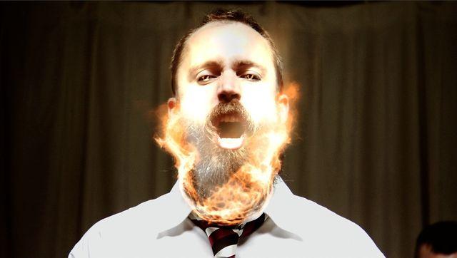 clutch  u0026quot burning beard u0026quot  on vimeo