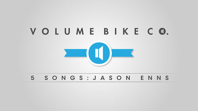 Volume Bikes: 5 Songs with Jason Enns