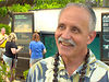 Manoa Chancellor Tom Apple tours arboretum, lo'i and aquarium