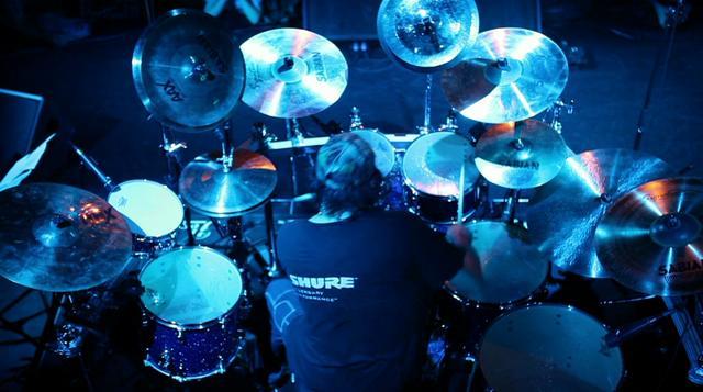 Allan Holdsworth Band Live in Amstelveen, Netherlands May 16 2012