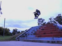 A edit with myself, skating in Australia march to May 2011, 10 weeks. Skating from Melbourne, Canberra, Australian open '11 and Sydney. I had an amazing time downunder. And would tell everyone to go there. The atmosphere, the people and the crews. I have to go back someday.     Filmed by a lot of different people. Just with a Canon 600D & 18-55 mm lens.    Thanks to all the people i met!   - Peace