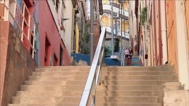 Gente y cultura  - Valparaíso - Fundación Imagen País